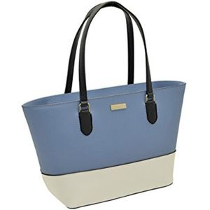 Kate Spade Dally Laurel Way Leather Tote